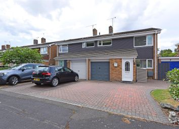 Thumbnail 3 bed property for sale in Chaucer Close, South Wonston, Winchester