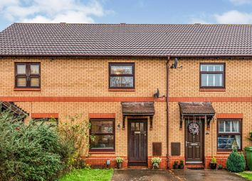 Thumbnail 2 bed terraced house for sale in Foster Drive, Penylan, Cardiff