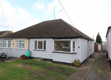 Thumbnail 2 bedroom bungalow to rent in Hill Avenue, Wickford