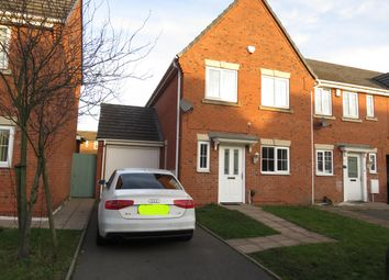 Thumbnail 3 bed property to rent in York Crescent, West Bromwich