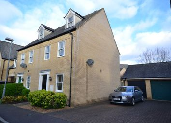 Thumbnail 3 bed town house to rent in Brooke Grove, Ely