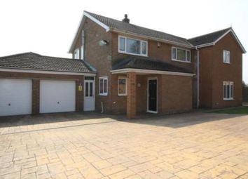 Thumbnail 5 bed detached house for sale in Hampole Balk Lane, Skellow, Doncaster