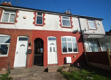 Thumbnail 3 bed terraced house to rent in Marsh Lane, West Bromwich