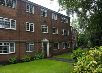 Thumbnail 2 bed flat for sale in Eskdale Drive, Altrincham