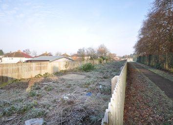 Thumbnail Land for sale in Manor Drive, Haversham, Milton Keynes