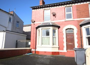 Thumbnail 3 bedroom block of flats for sale in Cheltenham Road, Blackpool