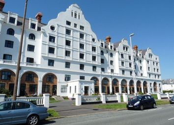 Thumbnail 2 bedroom flat to rent in Grand Avenue, Worthing