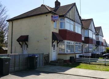 Thumbnail 1 bed flat to rent in Freemantle Avenue, Enfield