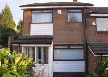 Thumbnail 3 bedroom end terrace house to rent in Huddersfield Road, Stalybridge