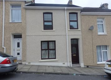 Thumbnail 3 bed terraced house for sale in Bigyn Road, Llanelli