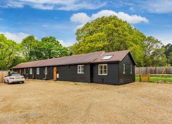 Thumbnail 2 bedroom bungalow for sale in Plaistow Road, Billingshurst