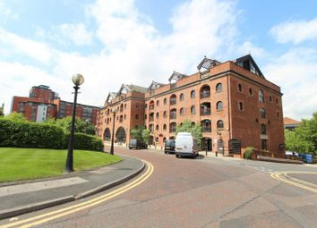 Thumbnail 1 bed flat to rent in Castle Quay, Chester Road, Manchester