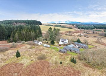 Thumbnail 4 bed detached house for sale in Waterside House And Lodges, Newton Stewart, Wigtownshire
