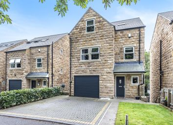 Thumbnail 5 bed detached house for sale in Chestnut Gardens, Baildon, Shipley