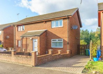 Thumbnail 2 bed semi-detached house for sale in Colintraive Avenue, Stepps, Glasgow