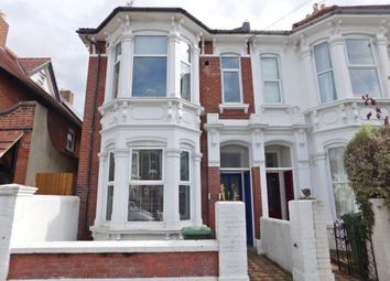Thumbnail 1 bed flat to rent in Taswell Road, Southsea