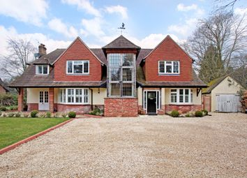 Thumbnail 6 bed detached house to rent in Merrow, Tydehams, Newbury