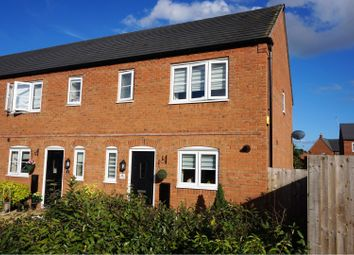 Thumbnail 3 bed town house for sale in Corporal Way, Chester