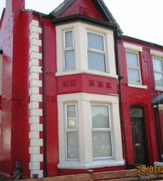 Thumbnail 3 bed terraced house to rent in Garnett Aveneue, Liverpool