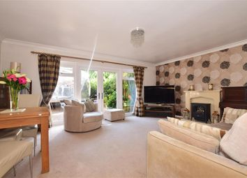 Thumbnail 4 bed detached house for sale in Shrubbery Road, South Darenth, Kent