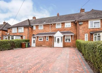 Thumbnail 3 bed terraced house for sale in Roebuck Road, Walsall, .