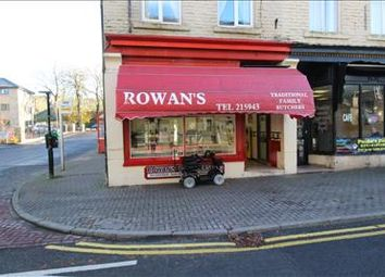 Thumbnail Retail premises for sale in 3 Burnley Road East, Waterfoot, Rossendale
