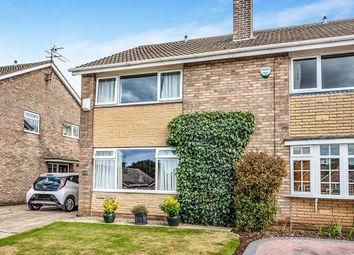 Thumbnail 3 bed semi-detached house for sale in Alton Road, Bridlington