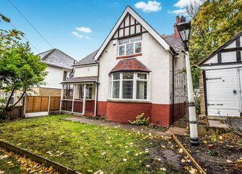 Thumbnail 3 bedroom detached house for sale in Woodhouse Hill, Fartown, Huddersfield