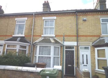Thumbnail 2 bedroom property to rent in Belsize Avenue, Woodston, Peterborough