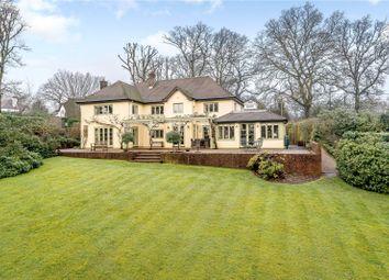 Powntley Copse, Alton, Hampshire GU34. 5 bed detached house for sale