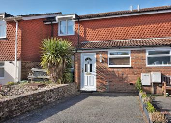 Thumbnail 3 bed terraced house for sale in Harvard Close, Lewes