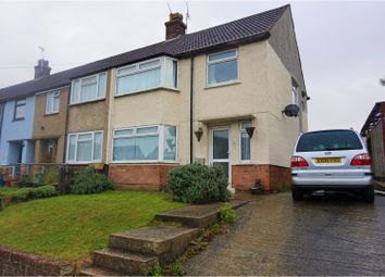 Thumbnail 3 bed end terrace house for sale in Clarkes Road, Harwich
