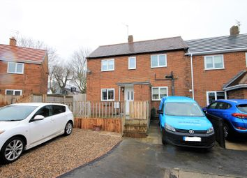 Thumbnail 3 bed semi-detached house for sale in Fieldside, Chester Le Street