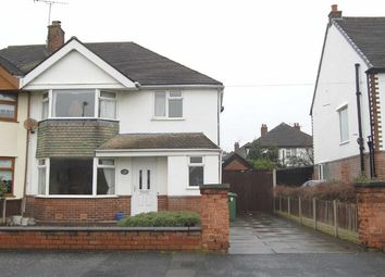 Thumbnail 3 bed semi-detached house to rent in Rostron Crescent, Formby, Liverpool