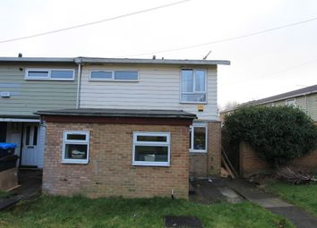 Thumbnail 3 bedroom terraced house for sale in Dyche Road, Sheffield