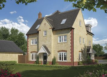 "Thumbnail 4 bed end terrace house for sale in ""Hexham"" at Prestleigh Road, Evercreech, Shepton Mallet"