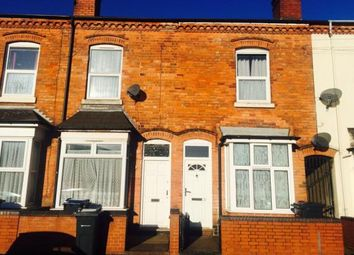 Thumbnail 2 bed terraced house for sale in Leslie Road, Handsworth, Birmingham, West Midlands