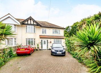 Thumbnail 5 bed semi-detached house for sale in Bridge Way, Ickenham