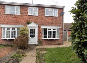 Thumbnail 3 bedroom semi-detached house for sale in Fosters Lane, Bingham, Nottingham