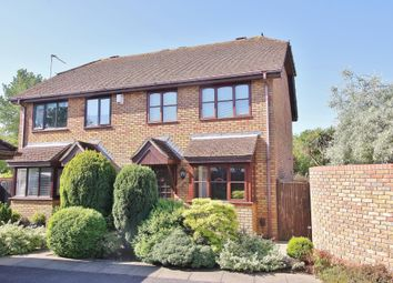 Thumbnail 3 bed semi-detached house for sale in Jenkyns Close, Botley, Southampton