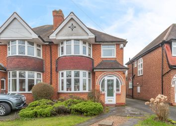 3 bed semi-detached house for sale in Braemar Road, Solihull B92