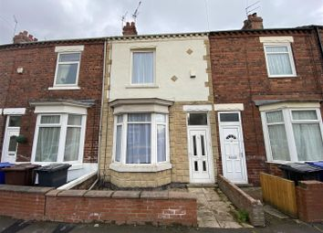 Thumbnail 2 bed terraced house for sale in Carr Street, Selby
