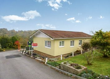 Thumbnail 3 bedroom mobile/park home for sale in The Firs, Bakers Hill, Exeter