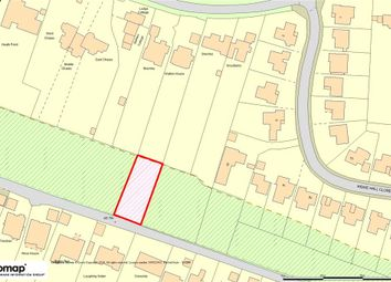 Thumbnail Land for sale in Upper Warren Avenue, Caversham, Reading