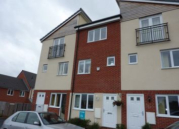Thumbnail 4 bed town house to rent in Kiln View, Hanley, Stoke-On-Trent