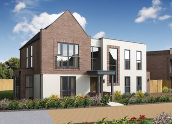"Thumbnail 4 bed property for sale in ""The Savernake"" at Atlas Way, Milton Keynes"