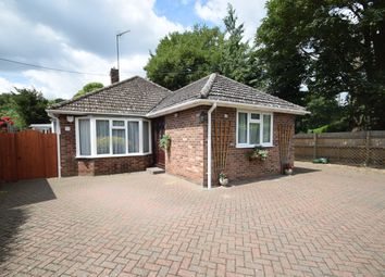 Thumbnail 3 bed detached bungalow for sale in Icepits Close, Great Barton, Bury St. Edmunds