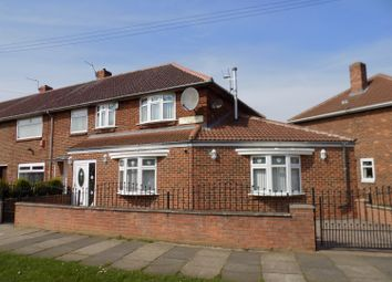 Thumbnail 4 bedroom semi-detached house for sale in Newington Road, Beechwood, Middlesbrough