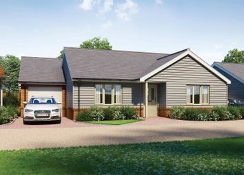 Thumbnail 2 bed detached bungalow for sale in The Street, Kirby-Le-Soken, Frinton-On-Sea