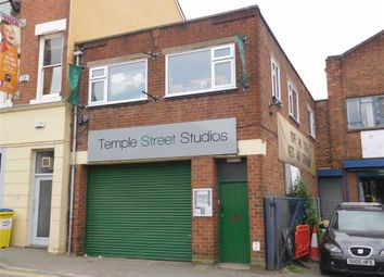 Thumbnail Light industrial for sale in Temple Street, Wolverhampton